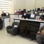 Tüccarlardan Elektronik Satış Salonu'na destek